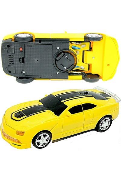 Limon Oyuncak Pilli Robot Araba