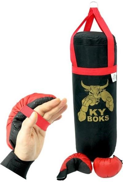 Ky Boks Boks Torbası 50 cm