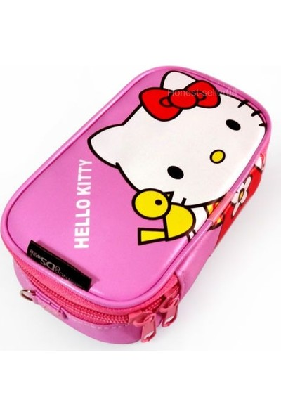 Tasco Hello Kitty Nintendo 3DS, DSI, DS Lite Taşıma Çantası
