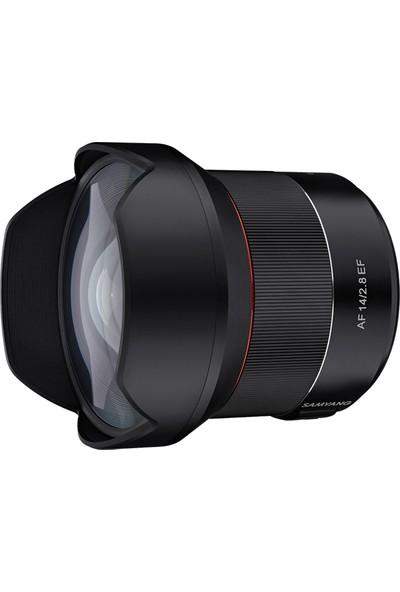 Samyang Af 14Mm F/2.8 Ef Lens (Canon Ef Uyumlu)