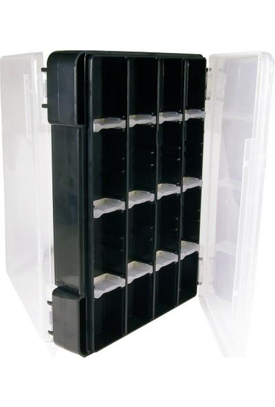 Fujin Tackle Box Lrf Kutusu Çift Taraflı