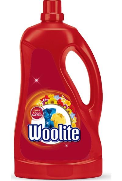 Woolite Sıvı Çamaşır Deterjanı Canlı Renkler 3000 ml