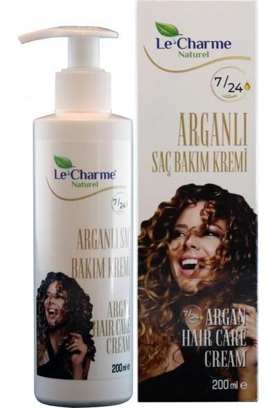 Le Charme Naturel Arganlı Saç Bakım Kremi