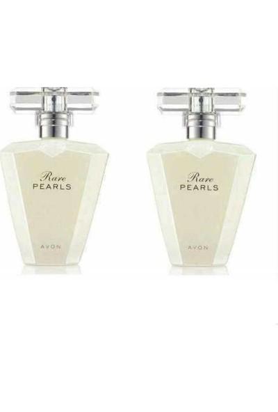 Avon Rare Pearls Edp 50 ml Kadın Parfüm 2 Adet