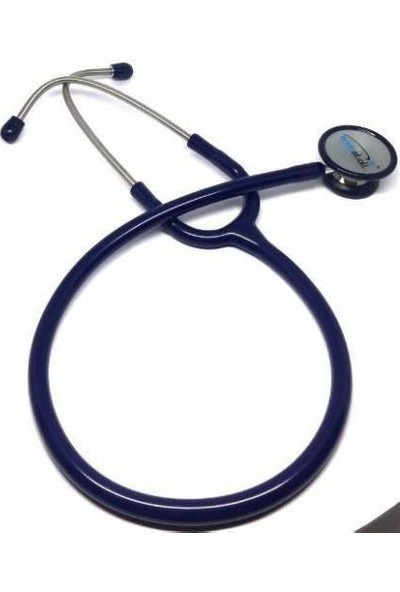 Endostall Çift Taraflı Klasik Stetoskop - Pediatrik - Lacivert