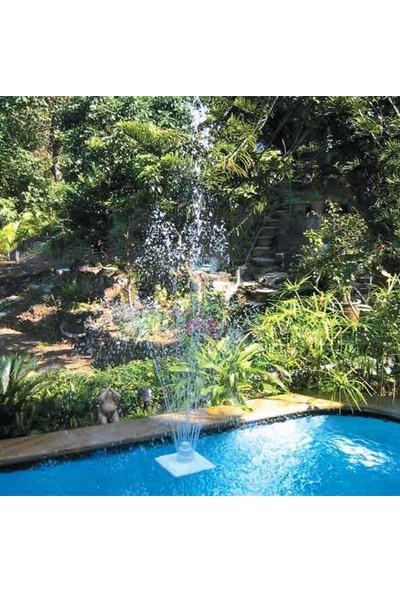 Poolline Kare Ti̇p Havuz Üzeri̇ Montajsız Fıski̇ye Seti̇