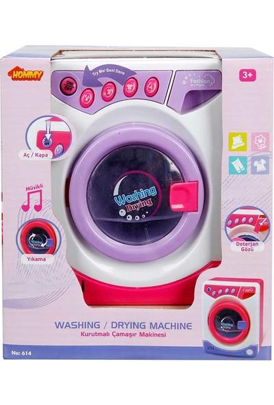 Hommy Müzikli ve Işıklı Çamaşır Makinesi