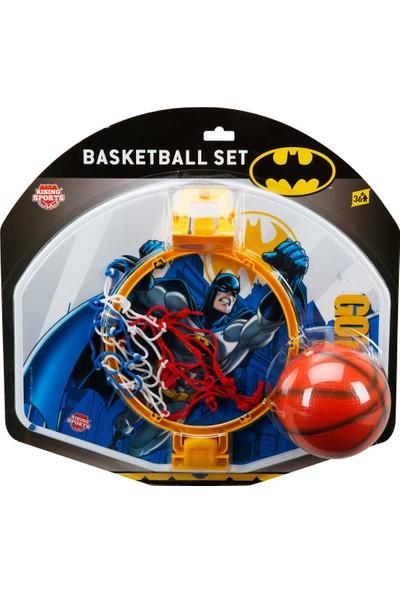 Rising Sports Batman Basket Potası