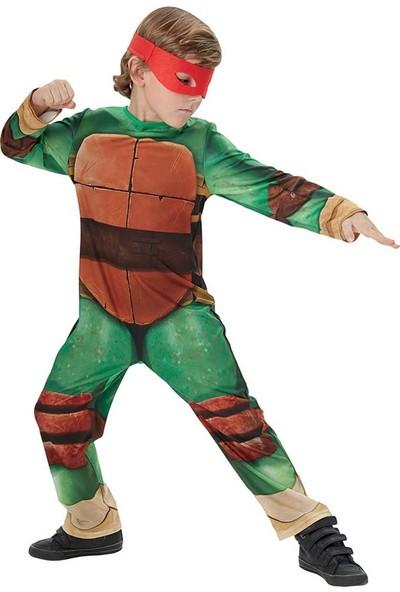 Rubies Ninja Turtles Kostüm 7-8 Yaş