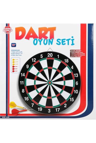 Rising Sports Dart Oyun Seti 36 cm