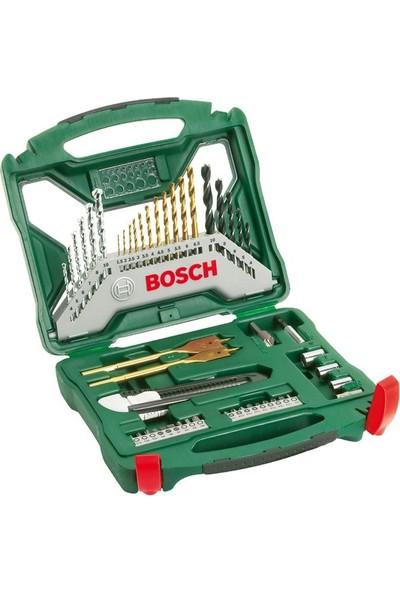 Bosch X-Line 50 Ti 50 Parça + 173'lü Sabitleme Seti