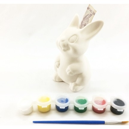 Joy And Toys Seramik Biblo Boyama Seti Tavşan Kumbara 15 Fiyatı