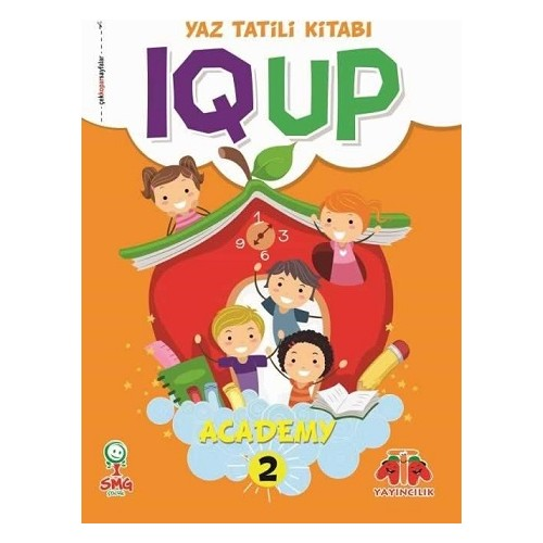 Ata Iq Up Academy 2 Okul Oncesi Yaz Tatili Kitabi Fiyati