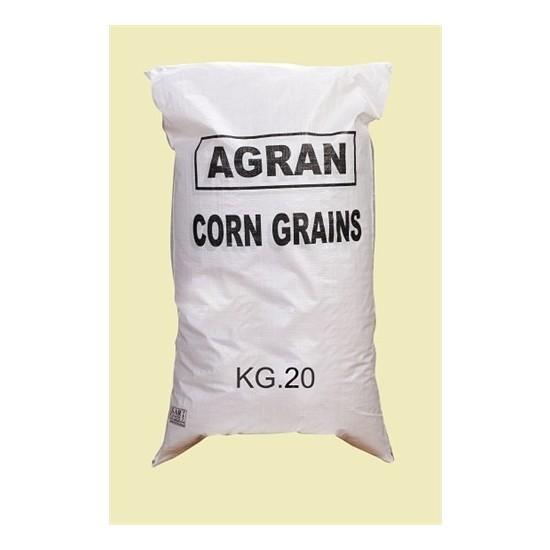 Agran ( Mısır Koçanı Granülü ) Kuş Kafes Altlığı 20Kg (48Lt)