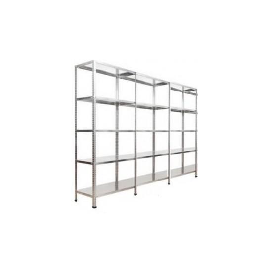 Çelik Raf Burada 5 Katlı Çelik Raf 31X279X200 - 279 Cm
