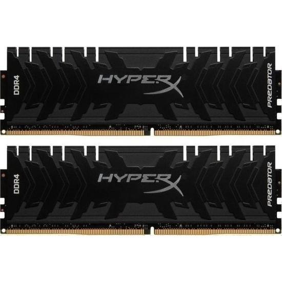 Kingston Hyperx Predator 16GB (2x8GB) 3000MHz DDR4 Ram HX430C15PB3K2/16