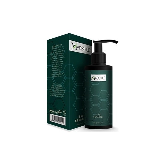 Masshile Saç Serami̇di̇ 250 ml