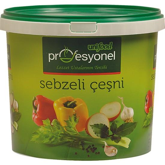 Unifood Sebzeli Çeşni 5 kg