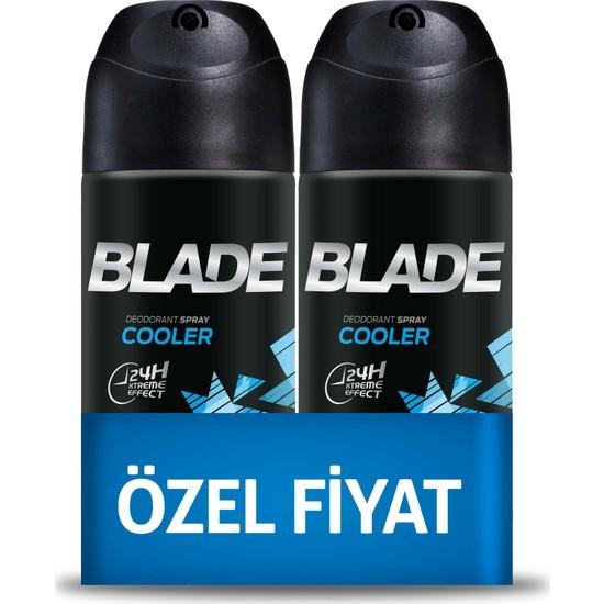 Blade Cooler 2'li Erkek Deodorant 150 ml