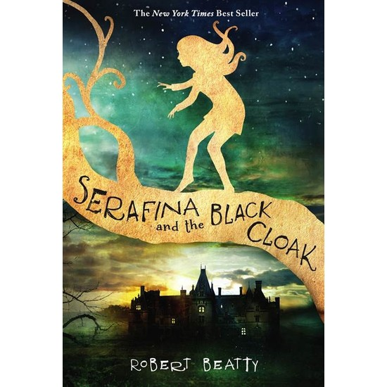 Serafina and the Black Coak - Robert Beatty
