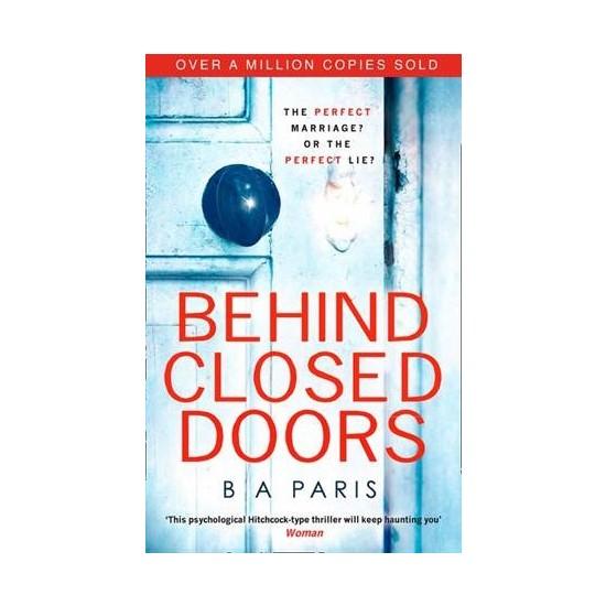 Behind Closed Doors - B.A.Paris
