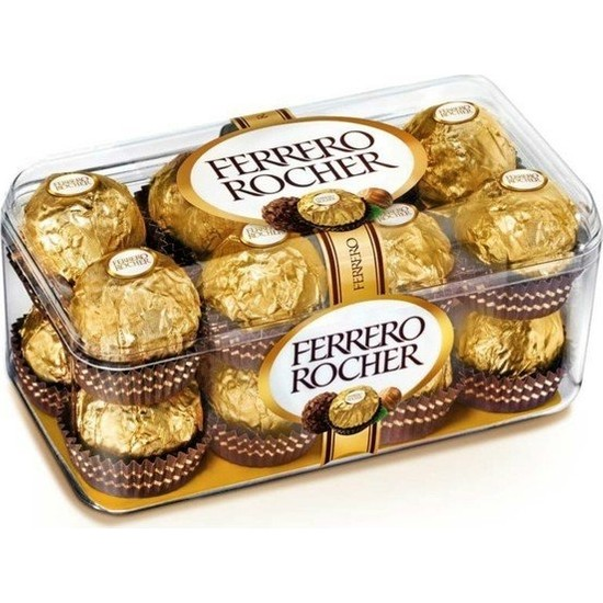 Ferrero Rocher Çikolata 16'lı