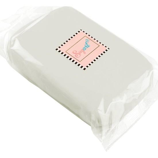 Melodi Çikolata Sugart Beyaz Şeker Hamuru 1 kg