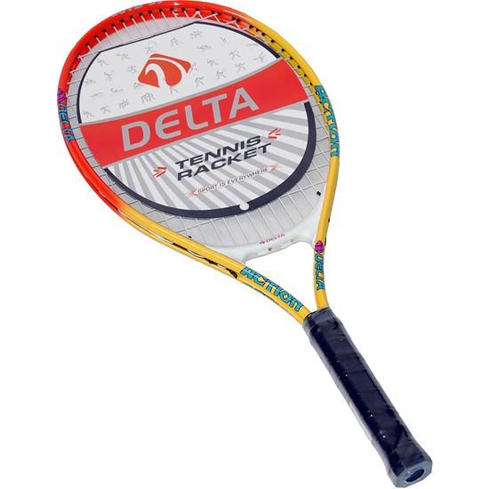 Delta Max Joys 23 İnç Komple Çantalı Kort Çocuk Tenis Raketi