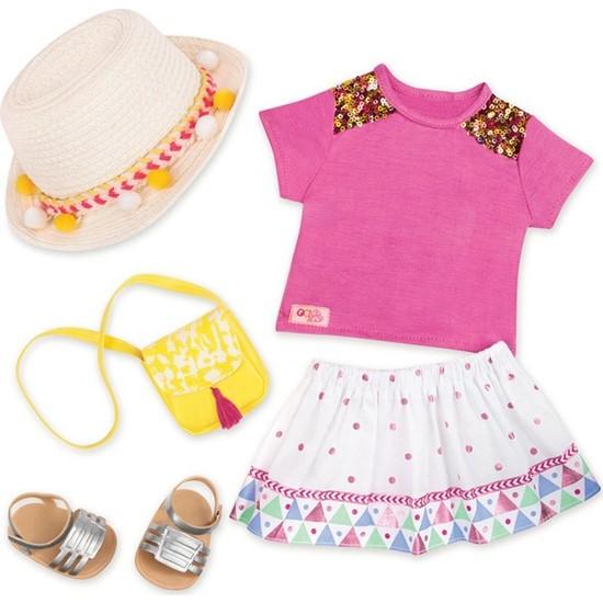 Our Generation Kıyafet Vacation Style Bebek Kıyafeti