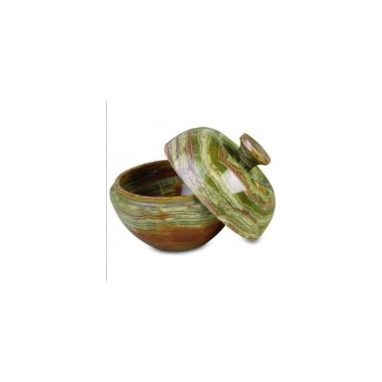 Mi̇mart Stone Elma Şekerli̇k 12.5 cm Mermer Dekor