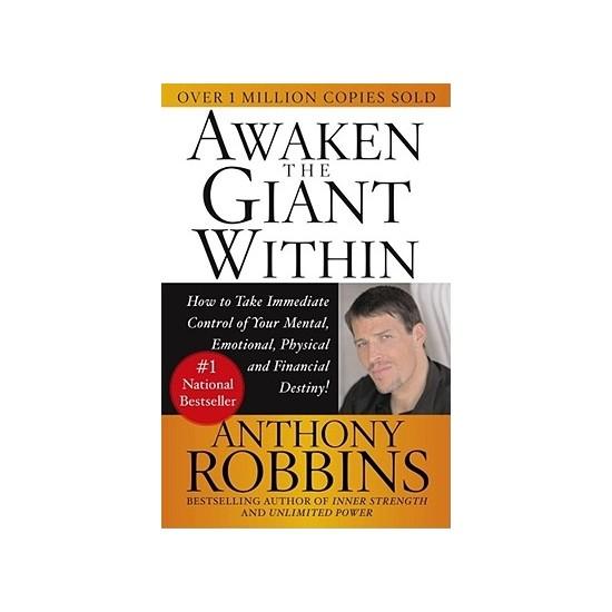 Awaken The Giant Within - Anthony Robbins