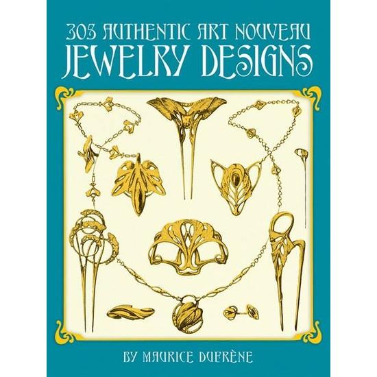 305 Authentic Art Nouveau Jewelry Designs - Maurice Dufrène