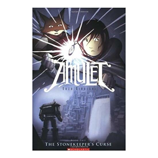 Amulet 2: The Stonekeeper's Curse - Kazu Kibuishi