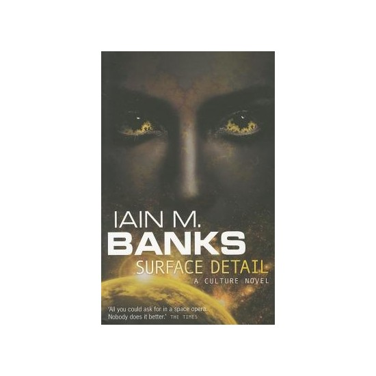 Surface Detail - Iain Banks