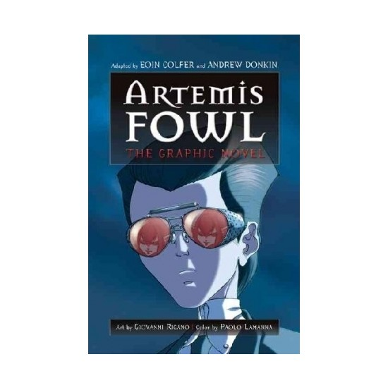Artemis Fowl The Graphic Novel - Eoin Colfer
