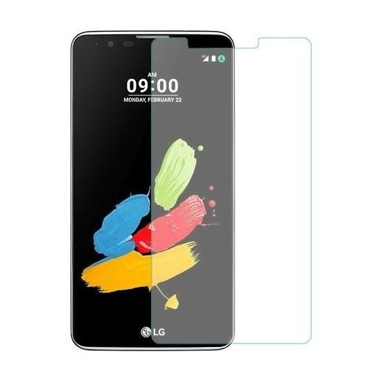 Casestore LG Stylus 2 Nano Ekran Koruyucu Cam Şeffaf