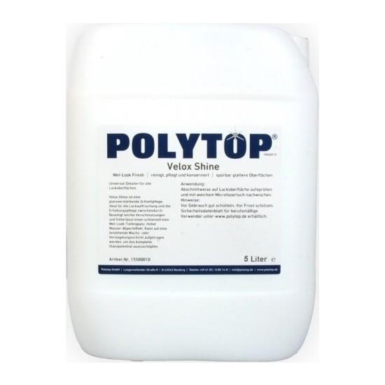 Polytop Velox Shine Hızlı Cila 5lt.
