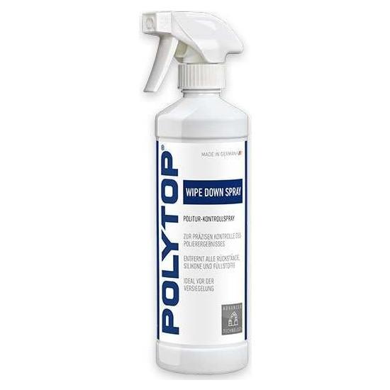 Polytop Wipe Down Active Spray Yüzey Kontrol Sıvısı 500ML