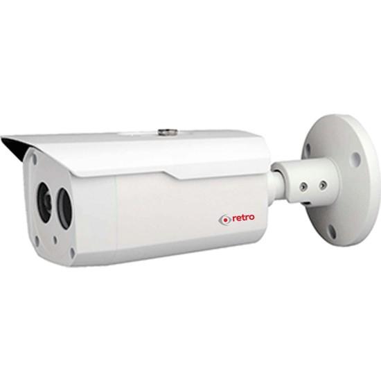 Retro Rd-1200B-B 2Mp 3.6Mm Ir Bullet Hd-Cvı Kamera