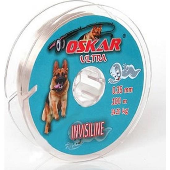 Oskar Invisiline Hayalet Makara Misina 0.18 mm 100 Mt.