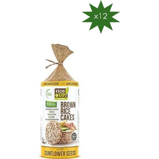 Rice Up Sunflowers Seeds 120gr 12'Li Set