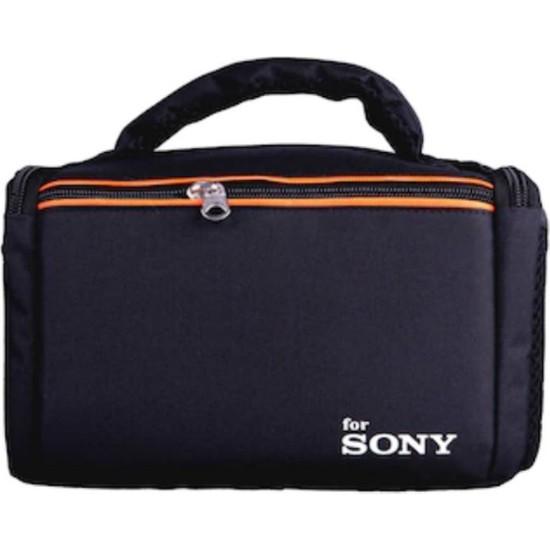 Pdx Sony Aynasız Fotoğraf Makinesi Çantası