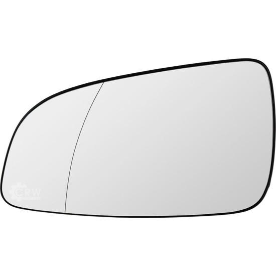 Yd Opel Astra H Sol Elektrikli Dış Dikiz Ayna Camı 2004-2009