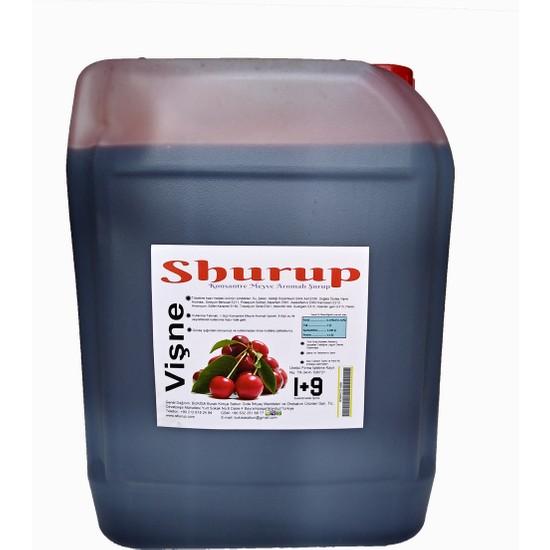 Shurup Konsantre Meyve Aromalı İcecek 6 kg Vişne