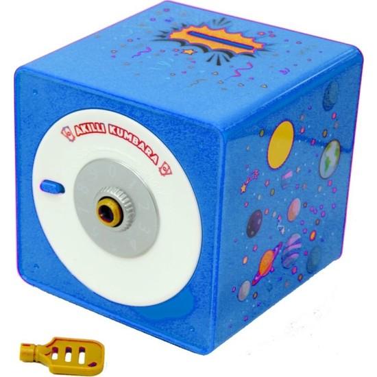 Birlik Akıllı Oyuncak Kumbara Mavi