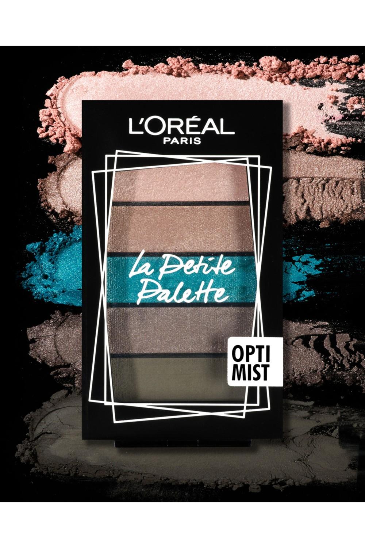Lights, L'Oréal Paris La Petite Palette - Optimist