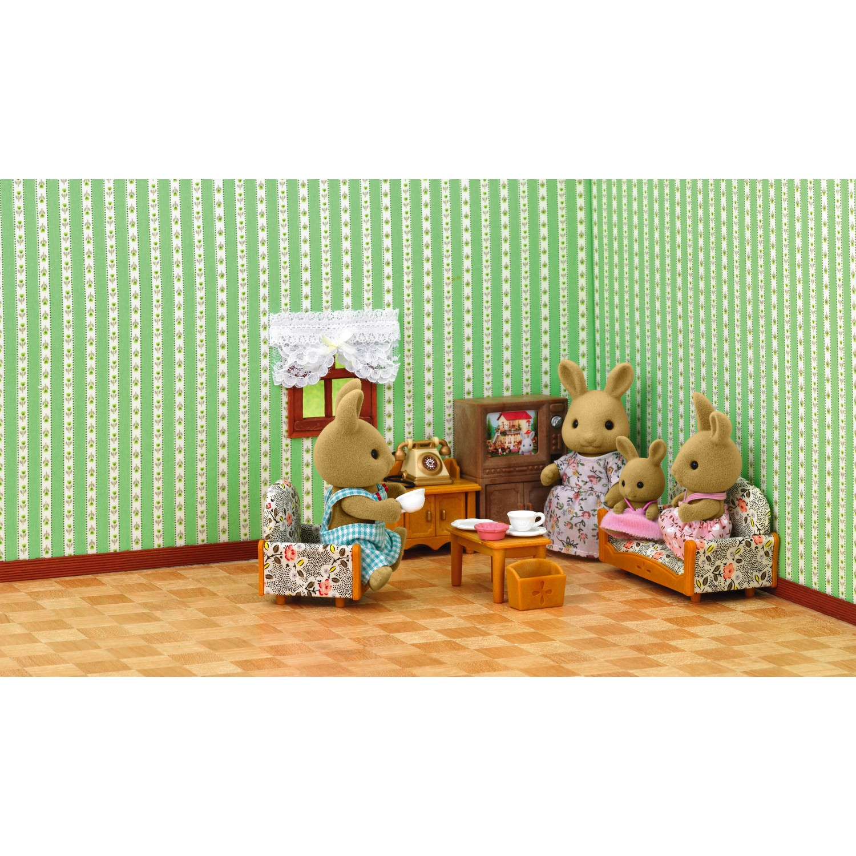 Sylvanian Families C Living Room Set Fiyatı - Taksit ...