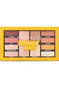 Maybelline New York Lemonade Craze Eyeshadow Palette