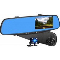 Concord Araç İçi Kamera| 4.3 İnç| C-652 | Çift Kamera
