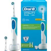 Oral-B Vitality Plus Şarj Edilebilir Diş Fırçası